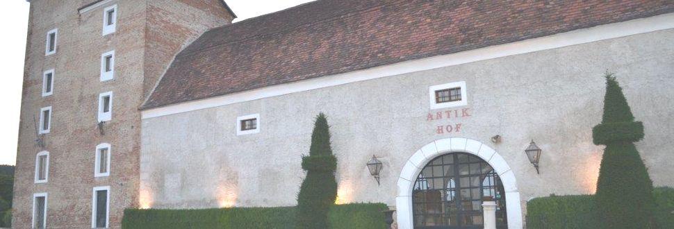 3000 m² Antiquitäten Figl